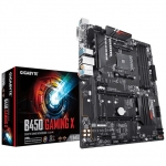 Gigabyte GAMING X AMD AM4 B450 ATX RGB Gaming Motherboard