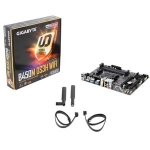 Gigabyte DS3H Ultra Durable AMD AM4 B450 Micro ATX Wireless RGB Gaming Motherboard