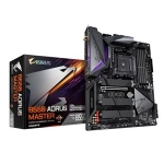 Gigabyte AORUS MASTER AMD AM4 B550 ATX Wireless RGB Gaming Motherboard