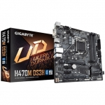 Gigabyte DS3H Ultra Durable Intel LGA1200 H470 Micro ATX Gaming Motherboard