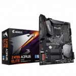 Gigabyte AORUS ELITE Intel LGA1200 Z490 ATX Gaming Motherboard