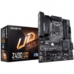 Gigabyte UD Ultra Durable Intel LGA1200 Z490 ATX Gaming Motherboard