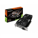 Gigabyte GeForce GTX 1650 SUPER WINDFORCE OC 4GB GDDR6 NVIDIA Graphics Card with Overclocking - 1x DisplayPort 1x HDMI 1x DVI-D