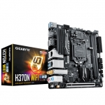 Gigabyte Ultra Durable Intel LGA1151 H370 Mini-ITX RGB Wireless Gaming Motherboard