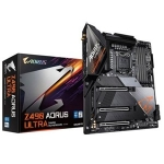 Gigabyte AORUS ULTRA Intel LGA1200 Z490 ATX Wireless RGB Gaming Motherboard