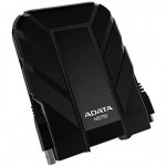 ADATA HD710P Durable 2TB USB3.1 External Hard Drive - Black