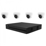 HiLook TK-4142TH-MH 2MP Analogue Surveillance Camera Kit with 1TB HDD