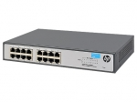 HP 1420-16G 16-Port Gigabit Ethernet Unmanaged Switch