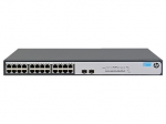 HP 1420-24G-2SFP 24-Port Gigabit Ethernet Unmanaged Switch with 2 SFP