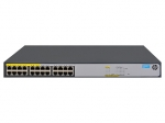HP 1420-24G 24-Port PoE+ 124W Gigabit Ethernet Unmanaged Switch