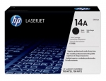 HP 14A Black Toner Cartridge