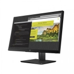 HP Z24nf G2 23.8 Inch 1920 x 1080 Narrow Bezel IPS Monitor with USB Hub - VGA HDMI DisplayPort