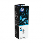 HP Smart Tank 31 Cyan 70ml Ink Tank Bottle