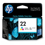 HP 22 Tri-colour C9352AA Ink Cartridge