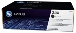 HP 25X Black High Yield LaserJet Toner Cartridge