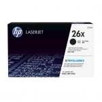 HP 26X Black High Yield Ink Cartridge