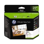 HP 905XL Ink Cartridge Office Value Pack - Black, Cyan, Magenta, Yellow & Photo Cards