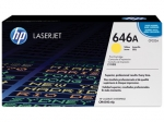 HP 646A Yellow Toner Cartridge