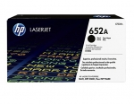 HP 652A Black LaserJet Toner Cartridge