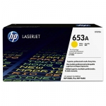 HP 653A Yellow Toner Cartridge