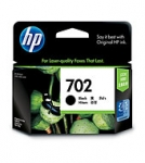 HP 702 Black CC660AA Ink Cartridge