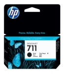 HP 711 Black 38ml Ink Cartridge