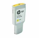HP 727 300-ml Super High Yield Yellow Ink Cartridge