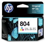 HP 804 Tri-Colour Ink Cartridge
