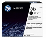 HP 81X Black High Yield Toner Cartridge