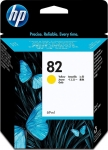 HP 82 Yellow 69ml Ink Tank Cartridge