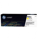 HP 826A Yellow Toner Cartridge