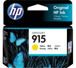 HP 915 Yellow Ink Cartridge