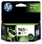 HP 965XL Black High Yield Ink Cartridge