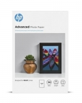 HP 9RR49A Advanced Glossy 4x6 250gsm Photo Paper - 100 Sheets