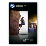 HP Advanced 250gsm Glossy 100x150mm Photo Paper - 25 Sheets