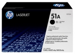 HP 51A Black Toner Cartridge