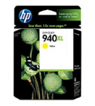 HP 940XL Yellow C4909AA Ink Cartridge