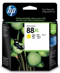 HP 88XL Yellow High Yield Ink Cartridge