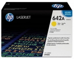 HP 642A Yellow Toner Cartridge