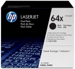 HP 64X Black High Yield Toner Cartridge