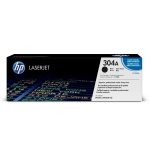 HP 304A Black Toner Cartridge