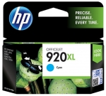HP 920XL Cyan High Yield Ink Cartridge