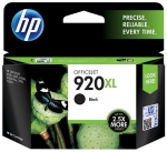 HP 920XL Black High Yield Ink Cartridge