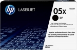 HP 05X Black High Yield Toner Cartridge