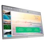 HP EliteDisplay E233 23 Inch 1920 x 1080 5ms IPS Monitor (Head Only) - VGA HDMI DisplayPort