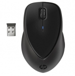 HP Comfort Grip Wireless Mouse - Black