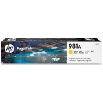 HP 981A Yellow Ink Cartridge