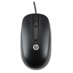 HP Laser USB 1000DPI Scroll Wheel Symmetrical Mouse