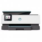 HP OfficeJet Pro 8028 A4 29ppm Duplex Network Wireless Multifunction Inkjet Printer - Oasis Blue