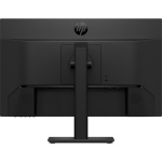 HP P24h G4 23.8 Inch Full HD 1920 x 1080 5ms 250nit IPS Monitor with Speakers - HDMI, DisplayPort, VGA